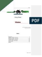 Bear, Greg - Vitales