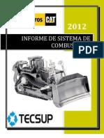 Informe Del Regulador Del Motor 3116