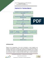 Pasos de Un Proyecto Tecnologico