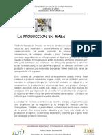 Produccion a Gran Escala