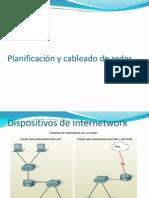 Planificación y cableado de redes
