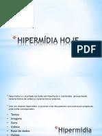 HIPERMÍDIA HOJE
