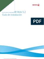 Centre Ware Web CWW 5.2.x Installation Guide Espanol