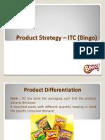 Product Strategy - ITC (Bingo)