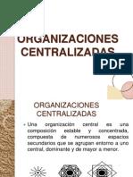 ORGANIZACIONES CENTRALIZADAS 1