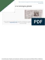 Il Sistema mobilita la stampa nazionale per negare l'origine artificiale del terremoto in Emilia