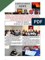 Unity Newsletter 3
