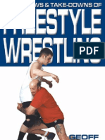 Thompson, Geoff - The Throws & Take-Downs of Freestyle Wrestling