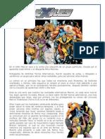 Especial Marvel Universo - Exiliados