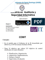 Presentacion COBIT Materia Cobierno de TI[1]