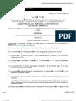 Ley 17283 Gral Medio-Ambiente