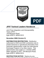 Tactical Leaders Handbook