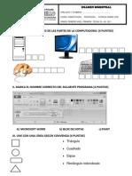 Examen 3mensual Computo Primaria