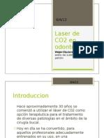 Laser de CO2 en Odontologia