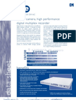 Digital Sprite DX16C-40GB Specifications Brochure [en]