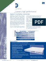 Digital Sprite DX16C-40GB Specifications Brochure [en]