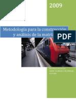 Metodología para la construcción y análisis de la Matriz DAFO