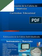 06. Fabricacion de La Cubeta Para Impresion