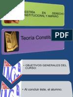 131110 Der Constitucional y Amparo