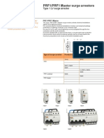 Catalog Surge Arresters New Prf