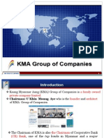 KMA Company Profile Presentation (13 February 2012)