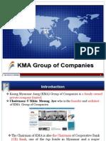KMA Company Profile Presentation (13 February 2012)