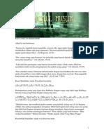 Kitab Hisnul Muslim (Kumpulan Doa Dari Al Quran Dan Hadits) - Said Wahf Al Qaththani