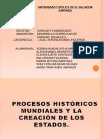 Procesos Historicos Mundiales