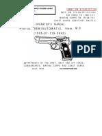 M9 TM 9-1005-317-10