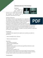 DETERMINACION DE PROTEINAS