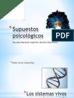 Supuestos psicológicos 3