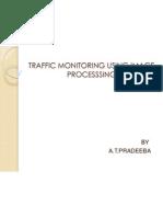 Traffic Monitoring Using Image Process Sing