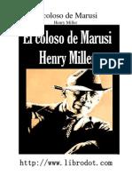 El Coloso de Marusi