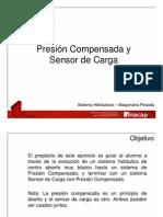 Presión Compensada y Sensor de Carga (Presentación Resumen)