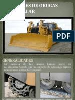 Tractores de Orugas Caterpillar