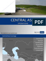 CIS - Central Asia Country Profile