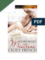 Cecily French - Temporary Mistress
