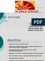Aditya Birla Group PPT