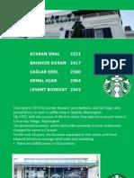 Starbucks Presentation Son