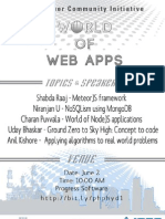 IEEE GOLD World Of Web Apps