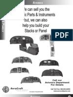 Avionics - Antennas Pgs 150-154