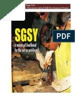 SGSY Brochure Sahaj