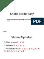 Shona Made Easy1