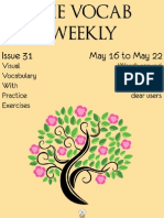 The Vocab Weekly_issue 31