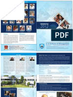 SVIM Brochure (Prospectus) 2012