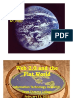 STC Web2.0 and the Flat World