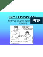 mental illness powerpoint