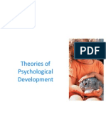 theories of psychological development adapted 2010