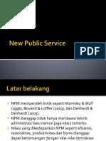 New Public Service