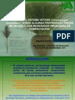 Producción de vetiver  (Chrysopogon zizanioides l)  con f